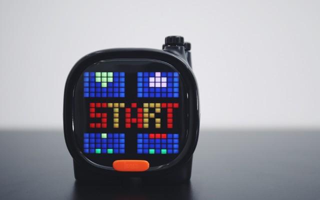「更萌更有趣」的像素小音箱,Divoom Timoo上手体验