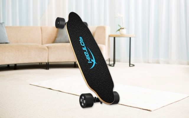 HIGTOP體感滑板車