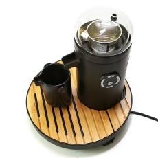 懒人泡茶神器,三分钟就能出好茶   TEAMOSA智能泡茶机