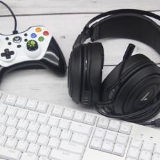 听音辨位,畅玩游戏 | 雷柏VH520虚拟7.1声道RGB游戏