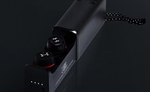 能水洗的耳机,UA Flash真无线运动蓝牙耳机发布:5+20小时续航