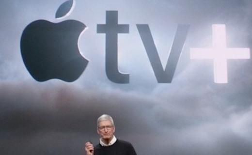 蘋果推出Apple TV訂閱服務,眾多好萊塢明星站臺,堪稱史上最軟發布會
