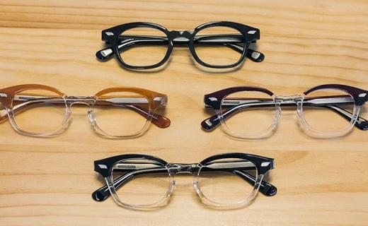 約翰列儂最愛的鏡框!日本國寶級眼鏡推新品