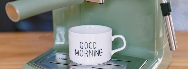 颜控党一见倾心的咖啡机,为你打造一杯专属的私房咖啡