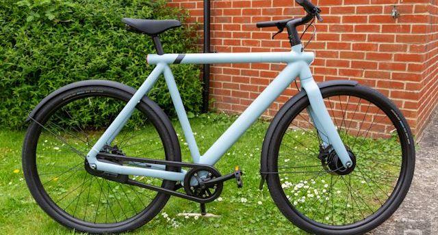 便宜又時尚,VanMoof推出S3智能電動自行車,售價14170元