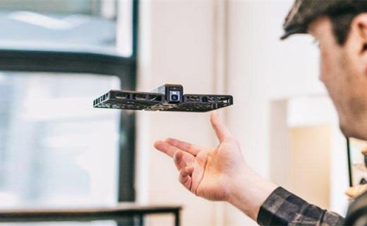 Hover Camera跟拍無人機:四種智能模式,僅242g重支持4K拍攝