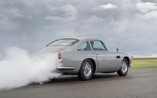 阿斯頓?馬丁DB5時隔55年再次復活!全球限量25臺,售價2424萬