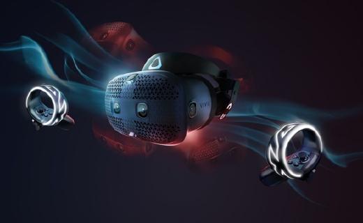 「事兒」下一代虛擬現實!HTC透露Vive Cosmos VR更多細節