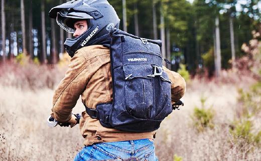 怎么甩都不會掉的騎行背包,還能當水壺用!