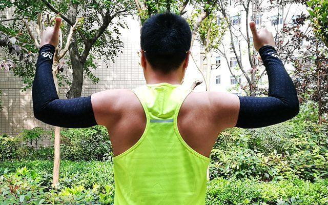 邁克達威緊身護臂體驗,黑科技加身防曬排汗
