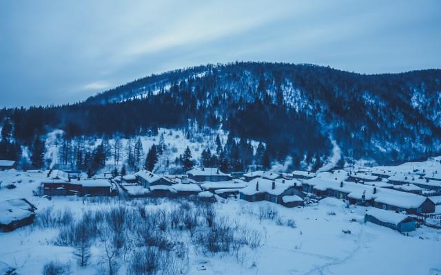 哈尔滨与雪乡,回忆与现实辉映的一段岁月