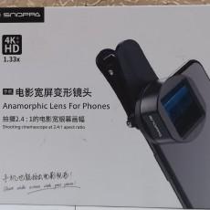 Snoppa手機電影寬屏變形鏡頭的使用報告