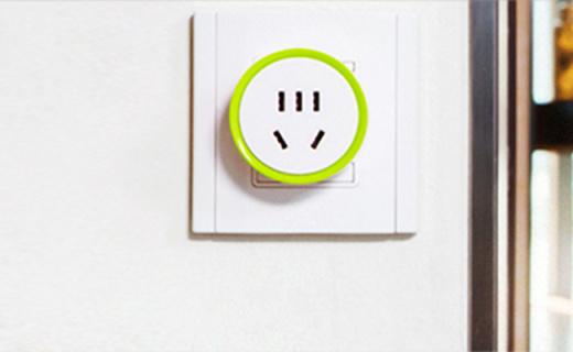 控客mini智能插座:充電保護滿電自動斷開,可設置定時延時