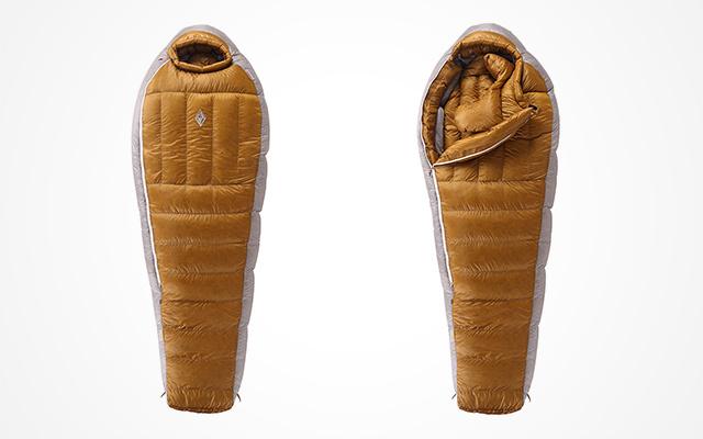 黑冰Z700鵝絨睡袋