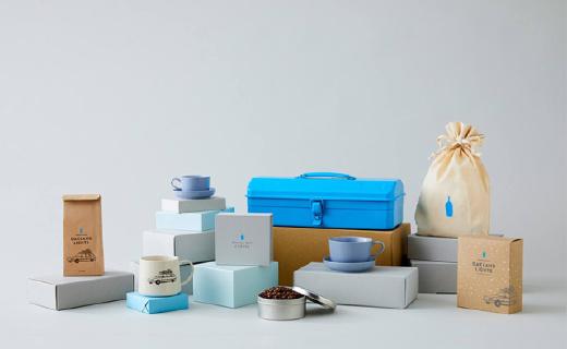 日本藍瓶咖啡推假日收藏系列,堪稱咖啡界Apple!