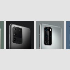 還懷念那些攝像頭沒有凸出的手機嗎?