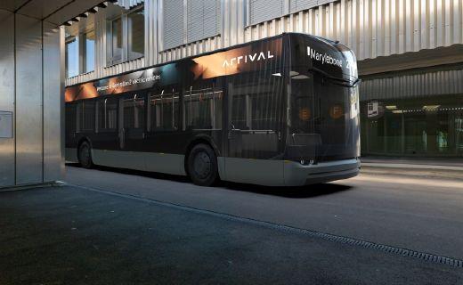Arrival推出新型純電公交車,試圖在電動巴士領域挑戰比亞迪