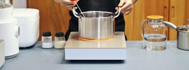 一張錫紙就能烹飪?這款電陶爐幫你輕松搞定各種美味!