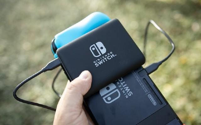 此乃信仰的证明!任天堂switch官方认证ANKER充电宝万博体育max下载