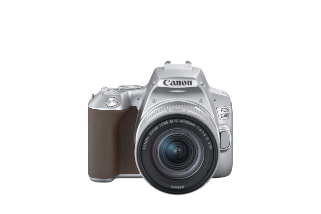 佳能发布EOS最轻单反相机:体积小能量大,4K截帧Vlog玩家神器?