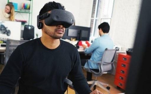 惠普发布全新VR头显:超高分辨率+轻量化设计,售价4000元起!