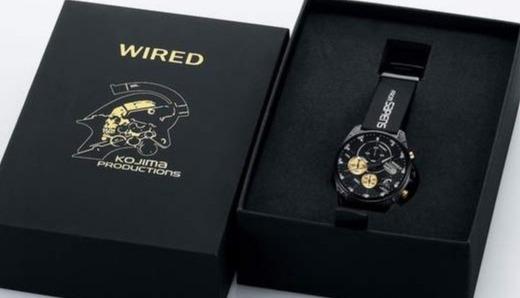 「新東西」不務正業?小島工作室推出新款周邊腕表