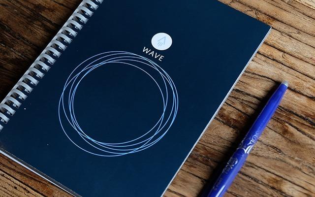 能反復使用的筆記本,我用它集齊中國男籃簽名 | 視頻