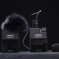 科嘜BoomX UC2一拖二無線麥克風,助力手機視頻創作專業