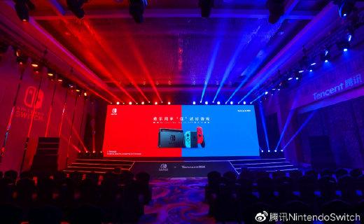 騰訊宣布國行NS免費延長保修期6個月:總保修期18個月