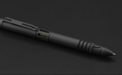 Titaner 戰術槍栓筆:戶外的戰術求生大師!