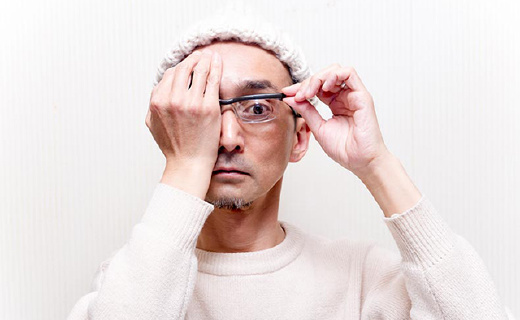 Adlens LifeOne 半框眼镜:双层镜片可调度数,一辈子只要这一副