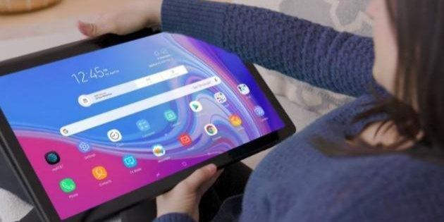 「新東西」17.3吋!三星推出XXXXL號超大平板Galaxy View