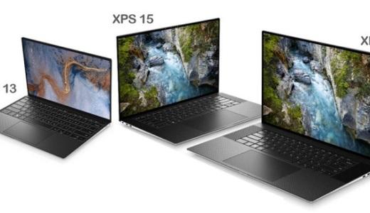 超窄边框!戴尔上架2020款XPS 15,十代i5处理器售价10999元