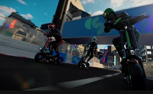 時速100公里!電動踏板車錦標賽將于2021年正式召開