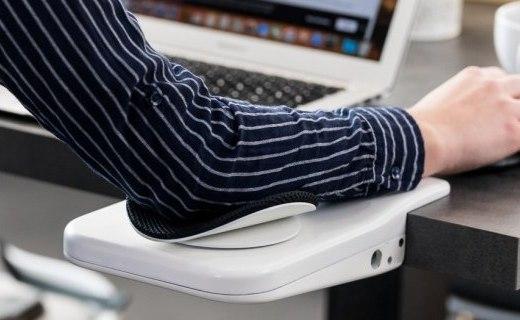 歪果仁发明便携式扶手,给手臂做大保健,售价不到600块正众筹!