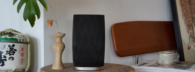 家居博主的HiFi音箱:音质清晰环绕感强,设计精巧宛若艺术品!