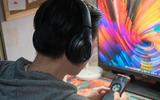 音质续航蓝牙5.0?#25176;?#20215;比 | Dacom HF002头戴耳机