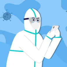 一圖讀懂疫情下如何使用手機