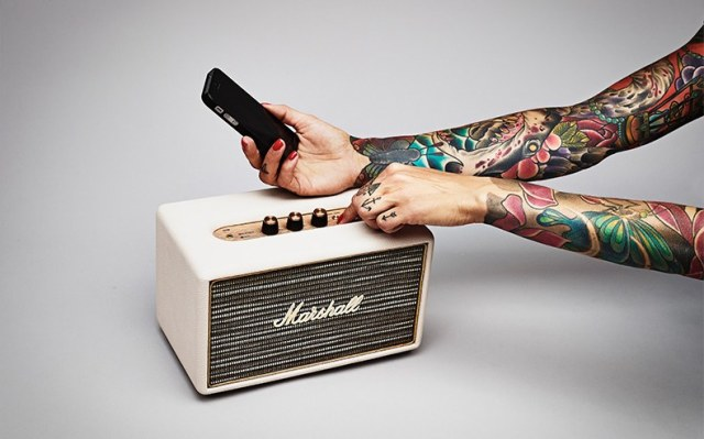馬歇爾無線藍牙音箱