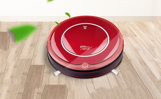Sichler掃地機器人:集吸掃拖于一體,UV抗菌燈更健康
