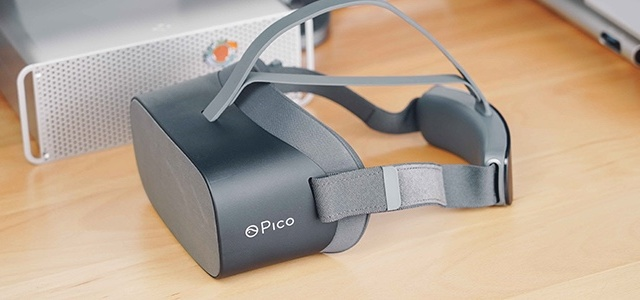 敢問VR路在何方:Pico G2 4K VR一體機