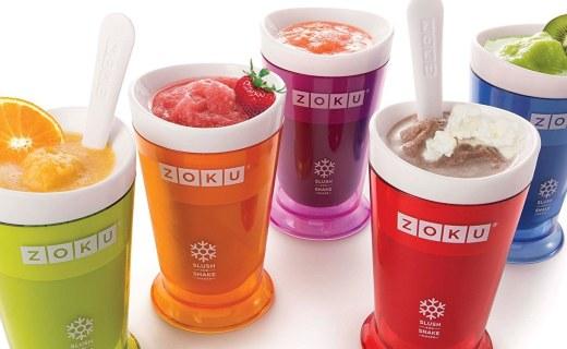 Zoku ZK113-GN冰沙奶昔杯:只需7分鐘,健康酷爽冰沙即刻擁有