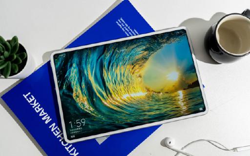 華為MatePad Pro圖賞:90%屏占比,還能跨設備操作手機?