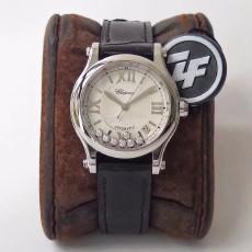 真假對比,ZF蕭邦快樂鉆石機械系列278559腕表評測