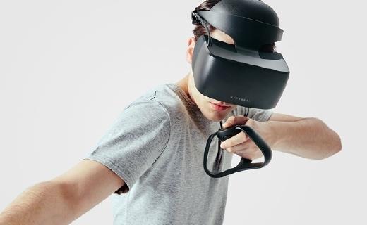 Hypereal Pano+Sens套裝:國產最強VR,更清晰畫質,不卡頓無眩暈