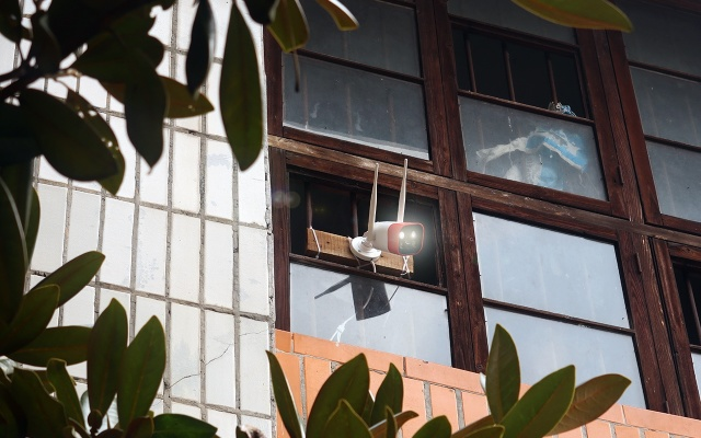清秀小巧却是看家护院的好手 | 360摄像机红色警戒标准版体验