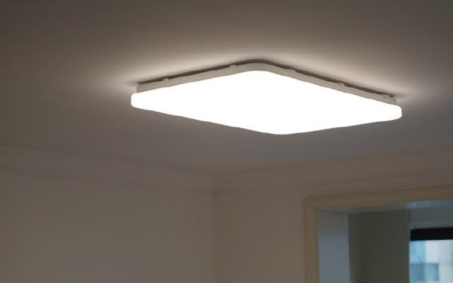兩室一廳套裝,現代家裝新選|Yeelight智能LED吸頂燈體驗