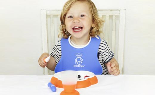 瑞典BabyBjorn宝宝餐具:实用又安全,智慧妈妈的选择