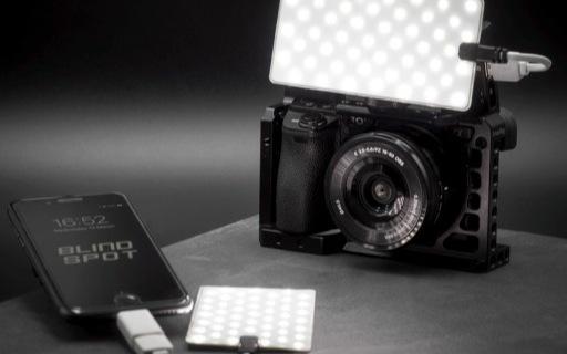 新东西 | 歪果仁推出纸片补光神器,USB供电可随身携带