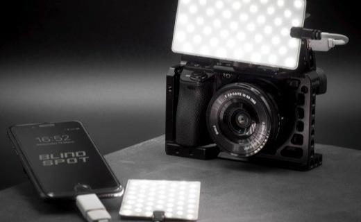 新東西 | 歪果仁推出紙片補光神器,USB供電可隨身攜帶